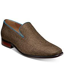 Men's Postino Linen Loafers