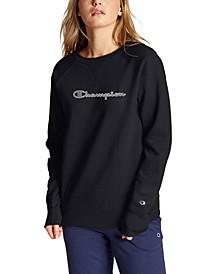 Women's Powerblend Boyfriend Sweatshirt