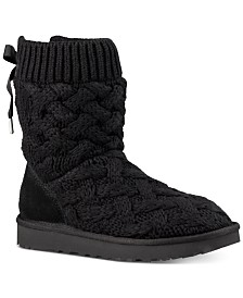 UGG® Women's Isla Bow Boots