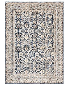 Warwick LRL1310A Navy Area Rug Collection