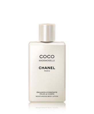 coco chanel lotion