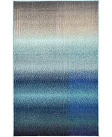Newwolf New1 Blue Area Rug Collection