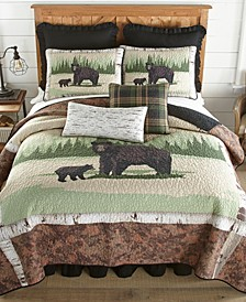 2 Piece Quilt Set- Twin