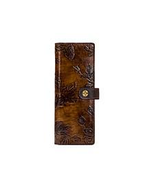 Bark Leaves Marotta Card Case