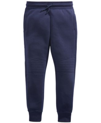 Little Boys Moto Jogger Pants, Created For Macy's