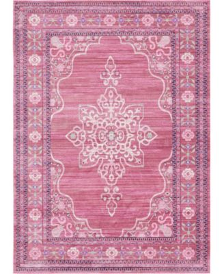 Malin Mal2 Pink 9' x 12' Area Rug