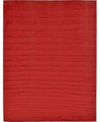 Axbridge Axb3 Red 8' x 10' Area Rug