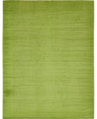 Axbridge Axb3 Green 4' x 6' Area Rug