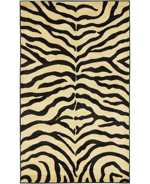 Bridgeport Home Maasai Mss5 Ivory Area Rug Collection