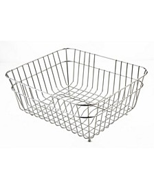 Stainless Steel Basket for Kitchen Sinks