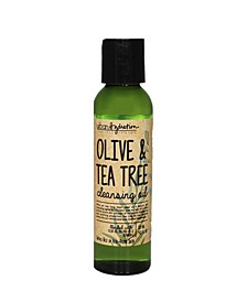 Olive and Tea Tree Oil Face Oil