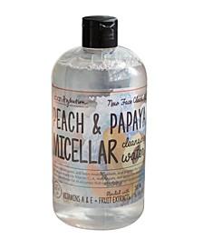 Peach and Papaya Micellar Water