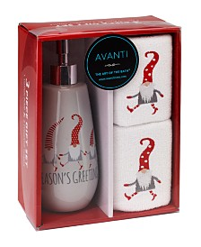 Avanti Gnome Walk 3-Pc. Box Set