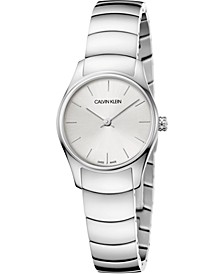 Women's Classic Too Stainless Steel Bracelet Watch 24mm