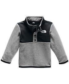 The North Face Baby Boys Glacier Snap-Front Jacket