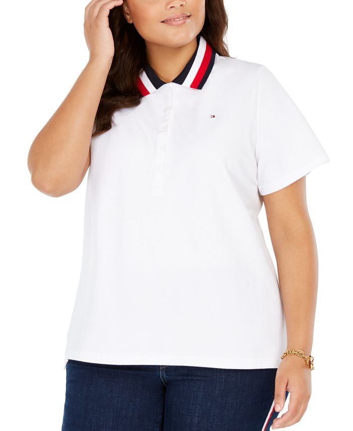 Tommy Hilfiger - Plus Size Polo Shirt