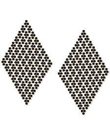 Crystal Kite Chandelier Earrings