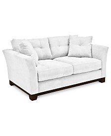 """Michelle 66"""" Fabric Loveseat, Created for Macy's"""