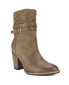 Trust Ankle Boots