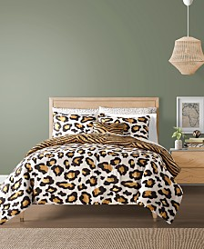 Safari Reversible 12-Pc. Comforter Sets