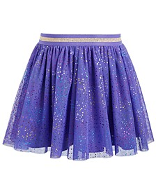 Toddler Girls Rainbow Sparkle Skirt, Created For Macy's