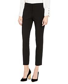 Petite Highline Slim-Leg Dress Pants