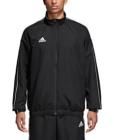 Adidas Men's CORE18 Presentation Soccer Jacket