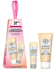 IT Cosmetics 2-Pc. Confidence Confidants Transforming, Cleansing & Hydrating Skincare Set