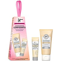 2-Piece IT Cosmetics Confidence Confidants Transforming, Cleansing & Hydrating Skincare Set