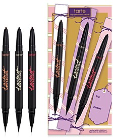 3-Pc. Party Of 3 Tarteist Eyeliner Set