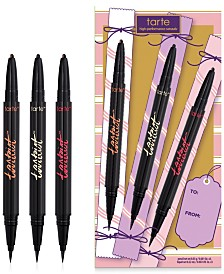 tarte™ 3-Pc. Party Of 3 Tarteist Eyeliner Set