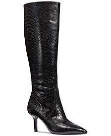 Katerina Tall Dress Boots
