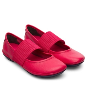 Camper Women's Right Nina Mary Jane Women's Shoes In Pink