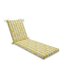 Pineapple Chaise Lounge Cushion