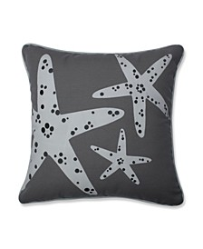 Stunning Starfish Throw Pillow