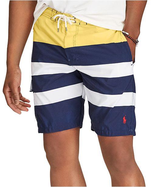 """Polo Ralph Lauren Men's 8-1/2"""" Kailua Swim Trunks"""