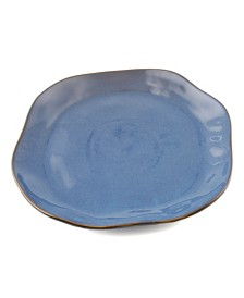 Thirstystone Blue Ceramic Platter
