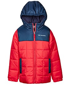 Big Boys Insulated Puffer Jacket