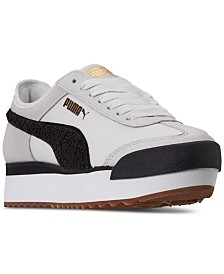 Puma Women's Roma Amor Heritage Casual Sneakers from Finish Line