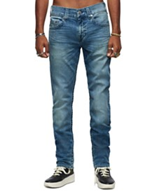 True Religion Men's Geno Slim-Fit Jeans