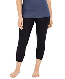 MAMA PRIMA™ Post Pregnancy Performance Active Crop Leggings