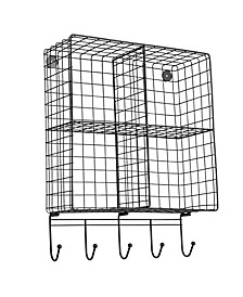 Quad-Cube Shelf