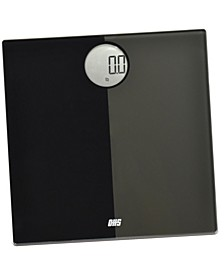 Optima Home Scale Shadow Bathroom Scale