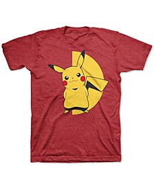Pokémon Little Boys Pikachu Knockout T-Shirt