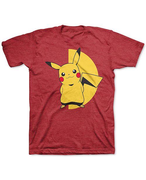 Pokemon Pokémon Toddler Boys Pikachu Knockout T-Shirt
