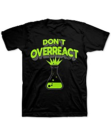 Jem Big Boys Don't Overreact T-Shirt
