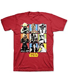 Star Wars Big Boys Posterize T-Shirt
