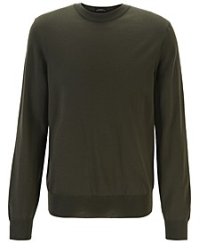 BOSS Men's Bohdan Virgin-Wool Sweater