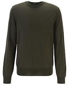 BOSS Men's Bohdan Virgin-Wool Sweater