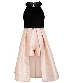 Big Girls Velvet & Shine Walkthrough Dress